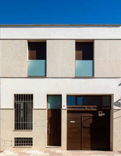 Viviendas unifamiliares de nueva construcción en Merida y Badajoz