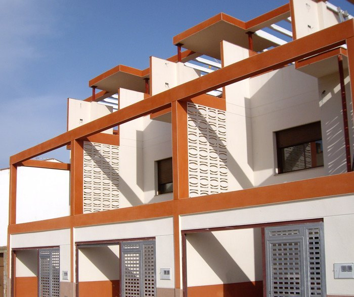 3 Viviendas unifamiliares en Badajoz